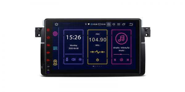 BMW  | Various | Android 10 | Octa Core | 4GB RAM & 64GB ROM | IB9046BL