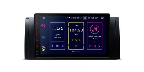 BMW  | E53 / E38 | Android 10 | Octa Core | 4GB RAM & 64GB ROM | IB9053BL