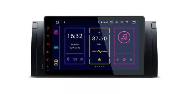 BMW | X5 (E53) | Android 9.0 | Octa Core | 4GB RAM & 64GB ROM | IB9953BPL