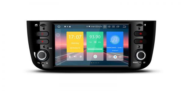 Fiat | Grande Punto / Linea |Android 9.0 | Quad Core | 2GB RAM & 16GB ROM | IN69GPFPL