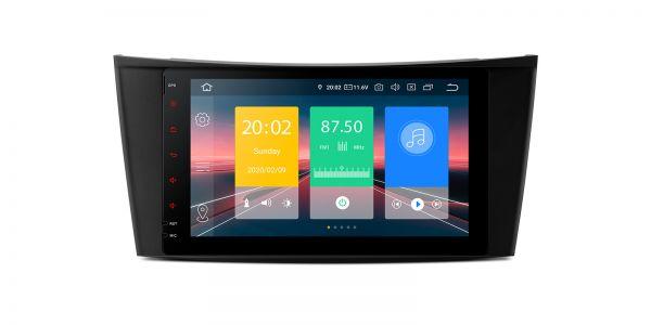 Mercedes-Benz | Various | Android 10 | Quad Core | 2GB RAM & 16GB ROM | IN80M211EL