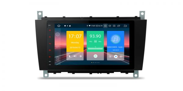 Mercedes-Benz | Various | Android 9.0 | Quad Core | 2GB RAM & 16GB ROM | IN89M209PL