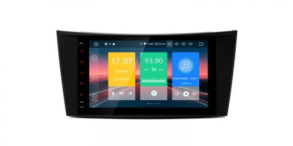 Mercedes-Benz | Various | Android 9.0 | Quad Core | 2GB RAM & 16GB ROM | IN89M211PL