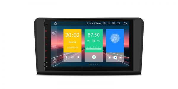 Mercedes-Benz | Various | Android 10 | Quad Core | 2GB RAM & 16GB ROM | IN90M164L