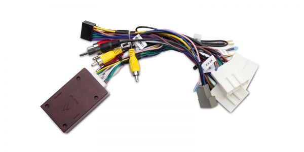 Nissan   Various   ISO Wiring Harness   ISONAVI