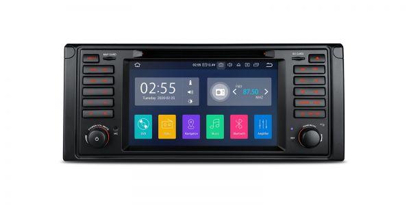 BMW | Various | Android 10 | Quad Core | 2GB RAM & 16GB ROM | PA7039B