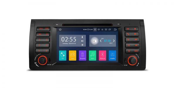 BMW | X5 | Android 10 | Quad Core | 2GB RAM & 16GB ROM | PA7053B