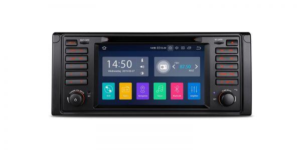 BMW   5 Series / 7 Series   Android 9.0  Quad Core   2GB RAM & 16GB ROM   PA7939BIP