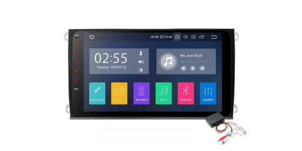 Porsche | Various | Android 10 | Quad Core | 2GB RAM & 16GB ROM | PA90CYPL+FOBB02K