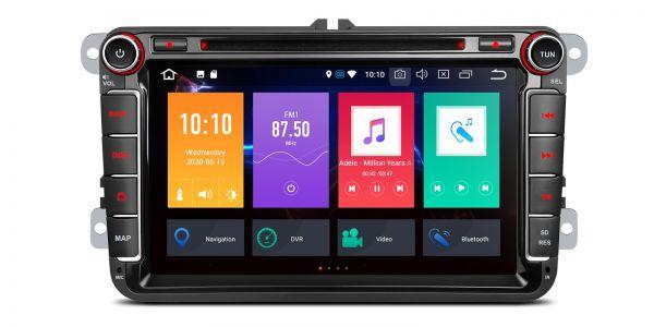 Volkswagen / Seat / Skoda | Various  | Android 10 | Octa Core | 4GB RAM & 32GB ROM | PB80UNV