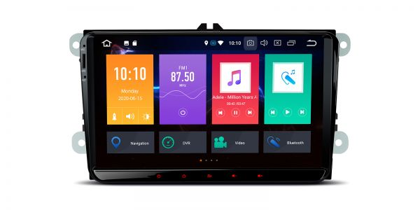 Volkswagen / Skoda / Seat  | Various| Android 10 | Octa Core | 4GB RAM & 32GB ROM | PB90MTVL