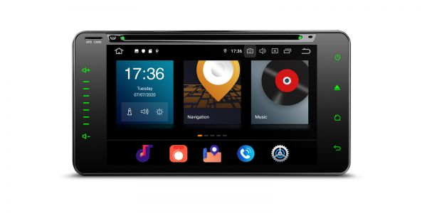 Toyota | Various | Android 10 | Octa Core | 4GB RAM & 64GB ROM | PBX70HGT