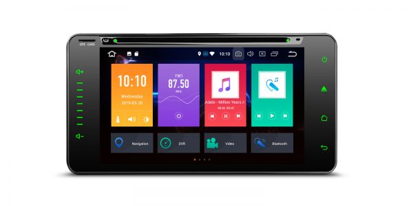 Toyota | Various | Android 9.0 | Octa Core | 4GB RAM & 64GB ROM | PBX79HGT