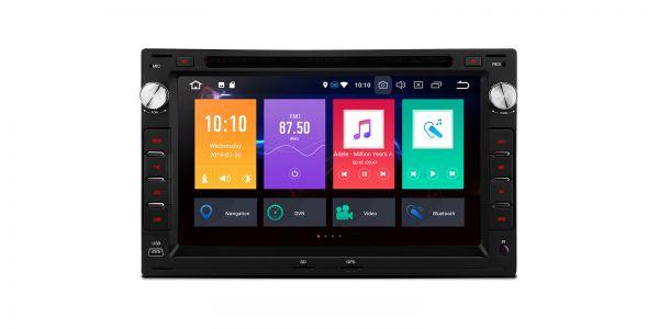 VW / SEAT / SKODA | Various | Android 9.0 | Octa Core | 4GB RAM & 64GB ROM | PBX79MTW