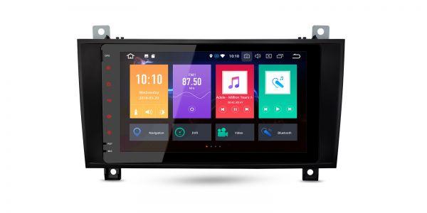 Mercedes-Benz | Various | Android 9.0 | Octa Core | 4GB RAM & 64GB ROM | PBX89M350L