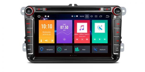 VW / SEAT / SKODA | Various | Android 9.0 | Octa Core | 4GB RAM & 64GB ROM | PBX89UNV