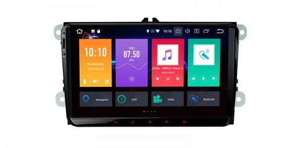 VW / Seat / Skoda | Various | Android 9.0 | Octa Core | 4GB RAM & 64GB ROM | PBX99MTVL