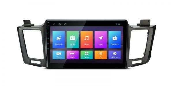 Toyota | Various | Android 8.1 | Quad Core | 1GB RAM &16GB ROM | PC18RVTL
