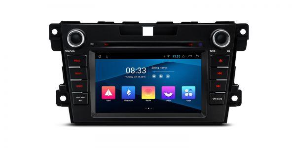 Mazda   CX-7   Android 8.1   Quad Core   1GB RAM &16GB ROM   PC78CX7M