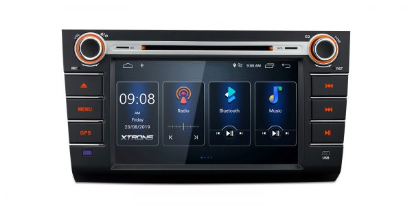 SUZUKI | Various | Built-in DSP |Android 10 | 2GB RAM & 16GB ROM | PSD80SZK