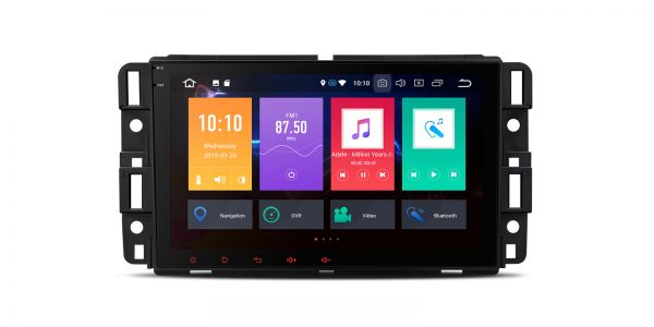 Chevrolet / Buick / GMC / Hummer | Various | Android 9.0 | Octa Core | 4GB RAM & 32GB ROM | PE89JCCIPL