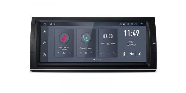 BMW | X5 (E53) | Android 9.0 | Hexa Core | 4GB RAM & 64GB ROM | PQ1953BIPL