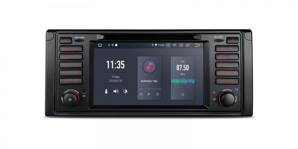 BMW | E39 | Android 10 | Hexa Core | 4GB RAM & 64GB ROM | PQ7039B