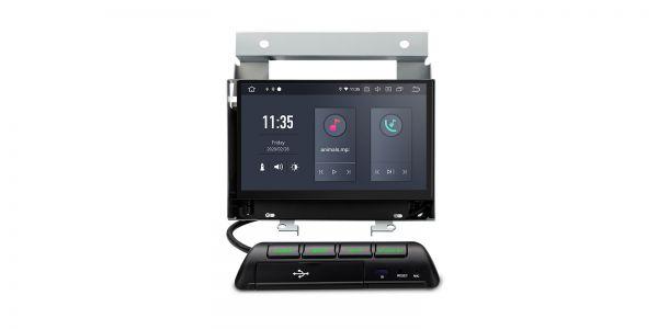Land Rover | Freelander 2 | Android 10 | Hexa Core | 4GB RAM & 64GB ROM | PQ70DLRL