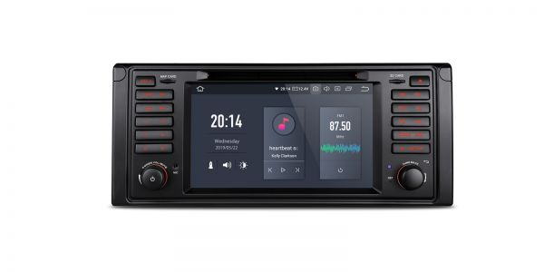 BMW   5 Series / 7 Series   Android 9.0   Hexa Core   4GB RAM & 64GB ROM   PQ7939BIP