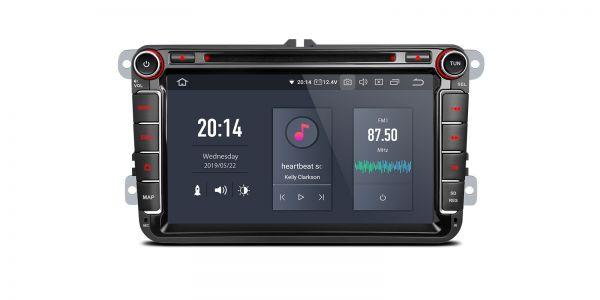 VW / Seat / Skoda | Various | Android 9.0 | Hexa Core | 4GB RAM & 64GB ROM | PQ89UNVIP