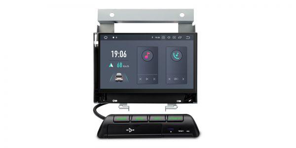 Land Rover   Freelander 2   Android 10   Hexa Core   4GB RAM & 64GB ROM   HD Output   PQS70DLRL