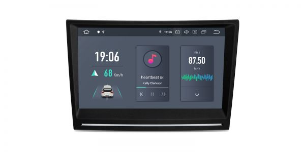 Porsche | Various | Android 10 | Hexa Core | 4GB RAM & 64GB ROM | HDMI Output | PQS80CMPL