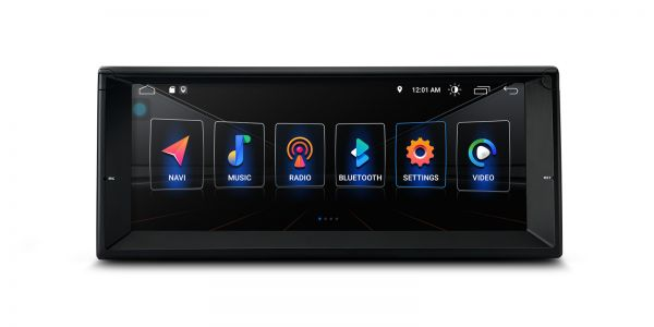 BMW | E39 | Android 10 | Quad Core | 2GB RAM & 32GB ROM | PSA1039BL