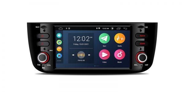 Fiat | Various | Android 10 | Quad Core | 2GB RAM & 32GB ROM | PSA60GPFL