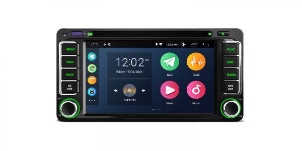 Toyota | Various | Android 10 | Quad Core | 2GB RAM & 32GB ROM | PSA60HGT