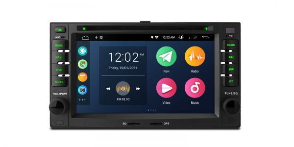 Kia | Various | Android 10 | Quad Core | 2GB RAM & 32GB ROM | PSA60UNK