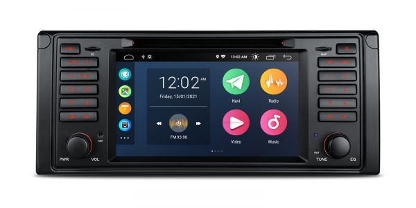 BMW | Various | Android 10 | Quad Core | 2GB RAM & 32GB ROM | PSA7039B
