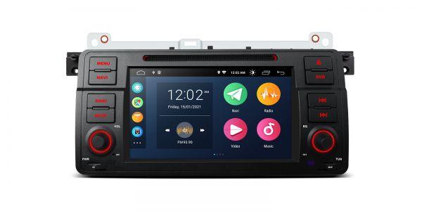 BMW | Various | Android 10 | Quad Core | 2GB RAM & 32GB ROM | PSA7046B