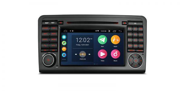 Mercedes  ML-Class/GL-Class   Android 10   Quad Core   2GB RAM & 32GB ROM   PSA70M164