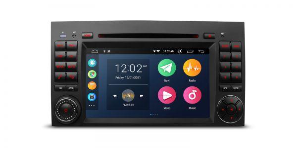 Mercedes  Various   Android 10   Quad Core   2GB RAM & 32GB ROM   PSA70M245