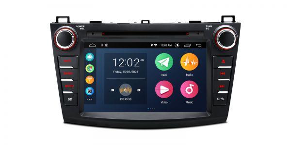 Mazda 3 | Android 10 | Quad Core | 2GB RAM & 32GB ROM | PSA80M3NM