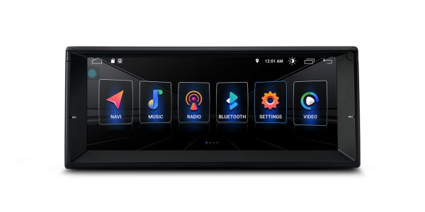 BMW | Various | Built-in DSP |Android 10 | 2GB RAM & 16GB ROM | PSD1039BL