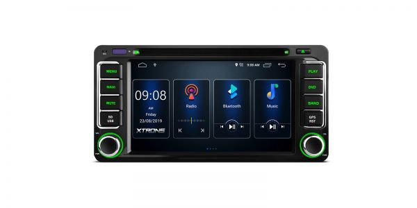 Toyota | Various | Android 10 | Quad Core | 2GB RAM &16GB ROM | PSD60HGT