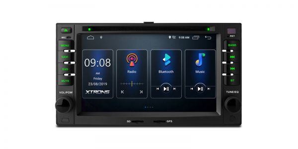 Kia | Various | Built-in DSP |Android 10 | 2GB RAM & 16GB ROM | PSD60UNK