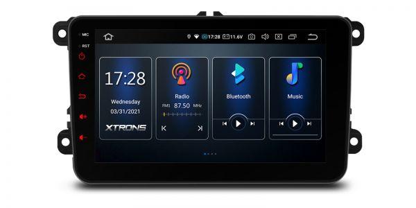 VW / SEAT / SKODA | Various | Android 10 | Quad Core | Cortex A35 | 2GB RAM 32GB ROM | PSN80MTVLS