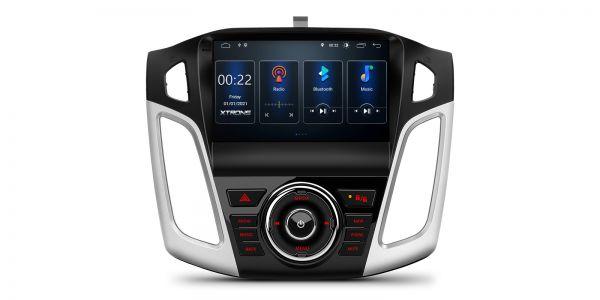Ford | Focus  | Various | Android 10 | Quad Core | 2GB RAM & 32GB ROM | PSP90FSFB