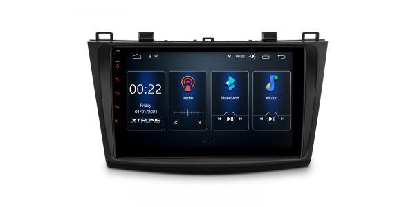 Mazda 3   Android 10   Quad Core   2GB RAM & 32GB ROM   PSP90M3NM