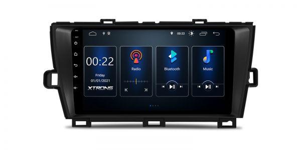 Toyota   Prius   Android 10   Quad Core   2GB RAM & 32GB ROM  PSP90PST-LB