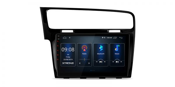 Volkswagen | Golf | Android 10 | Quad Core | 2GB RAM &16GB ROM | PST10GFV-LB