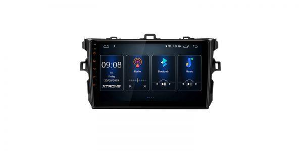 Toyota | Corolla | Android 10 | Quad Core | 2GB RAM & 16GB ROM | PST90CLT